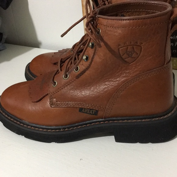 4ba0812d041 New Ariat Cascade Women's Lace Up 6